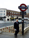 Londen Burgemeester Boris Johnson Royalty-vrije Stock Foto's