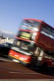 Londen - Bus royalty-vrije stock afbeeldingen