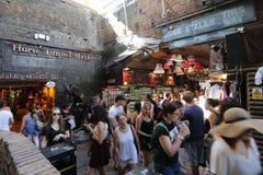 Londen Camden Market Stock Foto