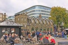 Londen - CIRCA OKTOBER 2011: Stock Fotografie