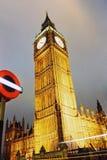 Londen, de Big Ben Stock Foto's