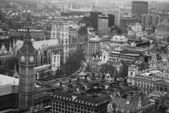 Londen, de Big Ben Royalty-vrije Stock Afbeelding