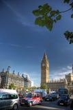 Londen - de Big Ben Stock Fotografie