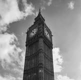 Londen de Big Ben Stock Foto's