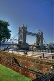 Londen - de Brug van de Toren Stock Fotografie