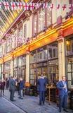 Londen De Markt van Leadenhall Royalty-vrije Stock Afbeeldingen