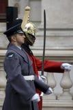 Londen - de Parade van de Herinnering royalty-vrije stock afbeelding