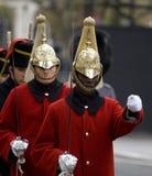 Londen - de Parade van de Herinnering royalty-vrije stock foto's