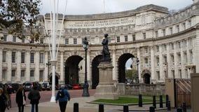 Londen de wandelgalerij Royalty-vrije Stock Fotografie