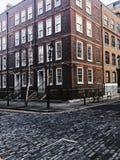 Londen in de Winter royalty-vrije stock afbeeldingen