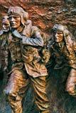 LONDEN - DECEMBER 20: Close-up van een deel van Slag van de Oorlog van Groot-Brittannië Royalty-vrije Stock Afbeeldingen
