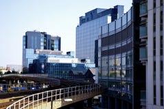 Londen Docklands Stock Fotografie