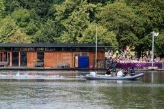 Londen - een Dag van Olympics 2012 Stock Afbeeldingen