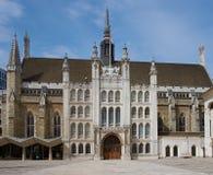 Londen Guildhall royalty-vrije stock fotografie