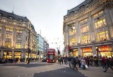 Londen, het UK Royalty-vrije Stock Afbeeldingen