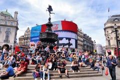 Londen het UK Royalty-vrije Stock Afbeelding