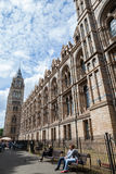 LONDEN, het UK, Biologiemuseum Royalty-vrije Stock Afbeelding