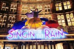 Het Theater van Londen, het Theater van het Paleis Stock Foto