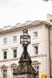 22 07 2015 LONDEN, het UK - Stedelijk landschap Stock Fotografie