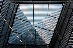 Londen, het Verenigd Koninkrijk - Juli 2017: De gebouwen van Londen tijdens de open dag in Londen Stock Afbeeldingen
