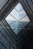 Londen, het Verenigd Koninkrijk - Juli 2017: De gebouwen van Londen tijdens de open dag in Londen Stock Afbeelding