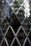 Londen, het Verenigd Koninkrijk - Oktober dertigste, 2017: - Gerkin Stock Afbeelding