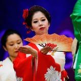 2013, Londen Japan Matsuri Stock Afbeeldingen
