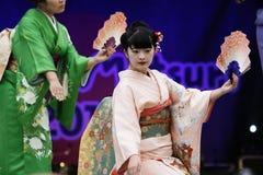 2013, Londen Japan Matsuri Stock Fotografie
