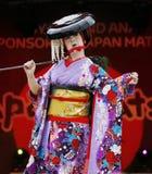 2013, Londen Japan Matsuri Royalty-vrije Stock Foto
