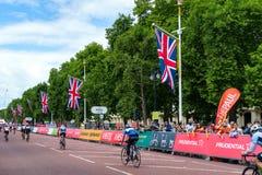 LONDEN - JULI 30: De Gebeurtenis van ritlonden in Londen op 30 Juli, 2017 Royalty-vrije Stock Afbeeldingen