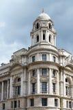 LONDEN - JULI 30: De oude Bouw van het oorlogsbureau in Whitehall Londen o Stock Fotografie