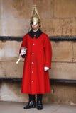 LONDEN - MAART 6: Badmeester van de Cavalerie van het Queenshuishouden  Stock Afbeelding