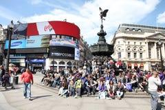 Londen - Piccadilly Stock Afbeeldingen