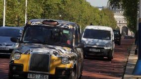 Londen Taxis op de Wandelgalerij