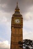Londen van de Big Ben Westminster Stock Afbeeldingen