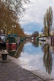 Londen, Weinig Venetië Royalty-vrije Stock Afbeelding