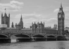 Londen Westminster Stock Foto's
