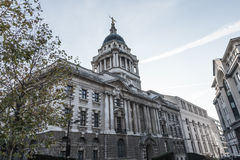 The Old Bailey Stock Images