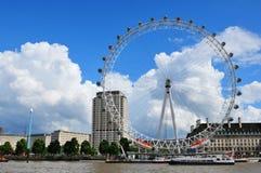 London öga Arkivbild