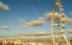 London öga i London, Förenade kungariket Arkivfoton