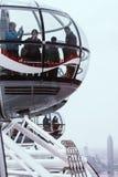 London öga IIII Arkivbild