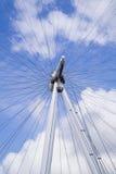 London ögonslut in Arkivfoto