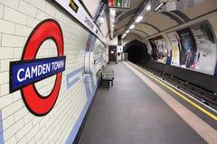 london подземный Стоковые Изображения