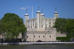 London. Places in London - Tower of London Stock Images