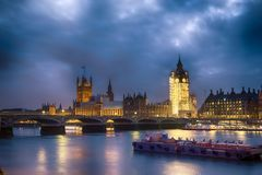 London Lizenzfreies Stockfoto