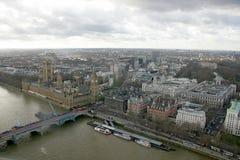 London 12 patrzenia Zdjęcia Royalty Free