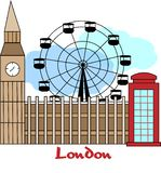 London stock illustrationer