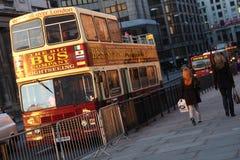 шина london Стоковое фото RF