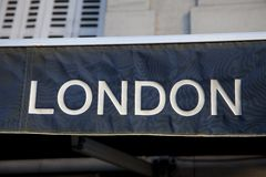 London Royalty Free Stock Photo