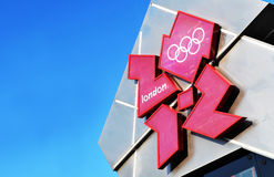 London 2012 Stock Photo
